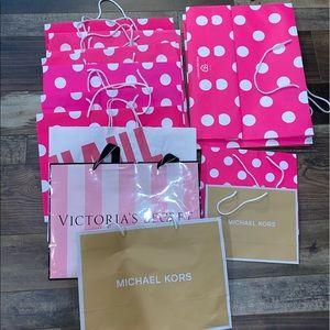 VS PINK bags / MK bags
